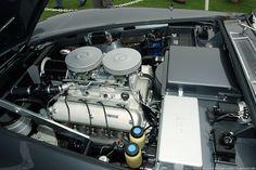 1957 BMW 507 Series II Roadster (Engine Detail)