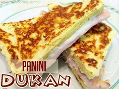 Panini dukan - todas as fases
