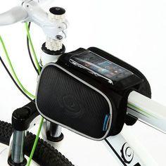 Outdoor Sport Top Cycling Bike Bicycle Frame Pannier Front Top Bag Waterproof #vivianstore