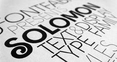 10 fontes bacanas para você usar em seus trabalhos.