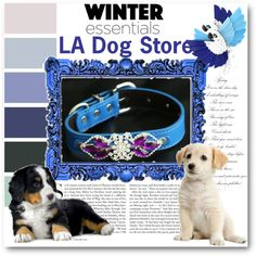 LA Dog Store by ladogstores on Polyvore featuring Kershaw and Arca