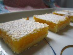 Lemon Bars, Quick Easy Meals, Cornbread, Easy Recipes, Squares, Baking, Ethnic Recipes, Food, Easy Keto Recipes