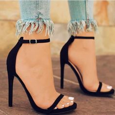 Your high heels questions answered. What is the difference between stilettos and high heels. Why are high heels called pumps. Does wearing high heels tone your legs. Can wearing heels cause hip pain Stilettos, Pumps Heels, Stiletto Heels, Pointed Heels, Flats, Cute Shoes, Me Too Shoes, Women's Shoes, Dress Shoes