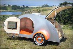 18 Caravanes Aussi Originales Que Pratiques Pour Faire Le Tour Du Globe De  La Plus Belle Des Manières. Tiny CamperCamper ...