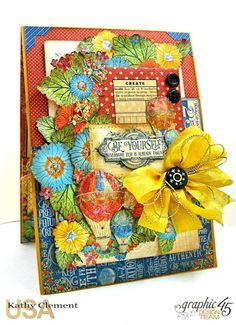 Ladies and Gents Birthday Card Tutorial, World's Fair, by Kathy Clement Product…