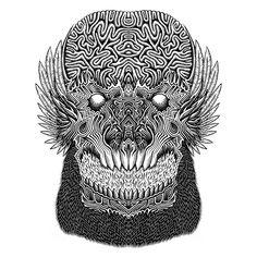 Illustration for Rock Your Brain Fest 2015