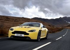 2015 Aston Martin V12 Vantage S is one of the sports car that will be released in 2015. This is the kind of car that is equipped with a high-powered engine.