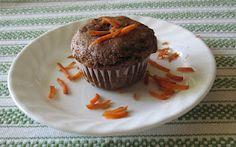 Gluten, Sugar, Egg, Soy, Dairy Free Carrot Cake Cupcakes!