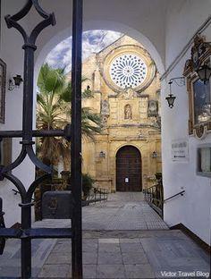 ¡ Ozú que caló !: El Ciprés de San Pablo