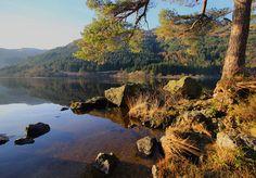 Loch Eck, Scotland (by Hugh / Uisdean Spicer)