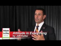"""Attitude Is the Difference Maker"" by Bill Lewis http://www.lifeleadership.com/61237379"