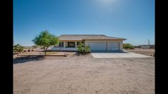 Maricopa Horse Property - 4 Bed 3 Bath Home with 3 Car Garage