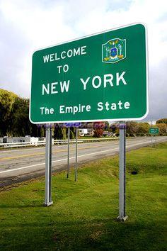 Lived: Buffalo, Corning, Elmira (Finger Lakes Region)  Been: Rochester, Syracuse, Oswego, Binghamton, Albany, New York, Adirondack Mountains