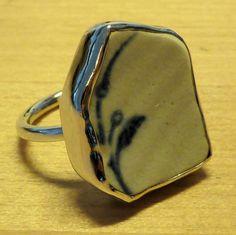 Silkelilje Smykker: Selma Ring 1