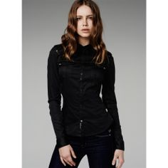 G-Star RAW — Beach Rovic Slim Shirt - Women - Shirts