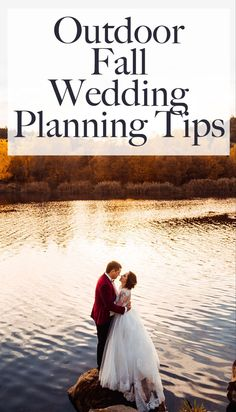 Keep in mind, though, that there are some special things to take into consideration when planning an outdoor fall wedding. You can make sure your vows are perfect by not forgetting these 15 important tasks that can make or break your big day.  Find out more on SHEfinds.com #wedding #weddingtips #weddingideas #weddingadvice #weddingplanning #winterweddings #springweddings #summerweddings #fallweddings Wedding Advice, Wedding Planning Tips, Budget Wedding, Wedding Gifts For Groomsmen, Groomsman Gifts, Engagement Tips, Wedding Engagement, Wedding Ring Sets Unique, Wedding Shower Gifts