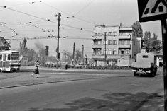 Piața Muncii - bariera Vergului în demolare © Andrei Birsan Bucharest, Romania, Street View, Architecture, Arquitetura, Architecture Design