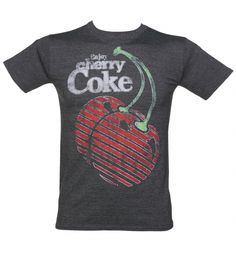 Men's Enjoy Cherry Coke T-Shirt