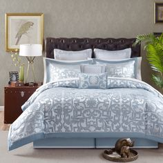 Madison Park Signature Ashbury 8-Piece Comforter Set | Overstock.com Shopping - The Best Deals on Comforter Sets