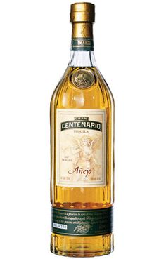 Gran Centenario Tequila Anejo - Tequila Reviews at TEQUILA.net  {Recommended by Big Al}
