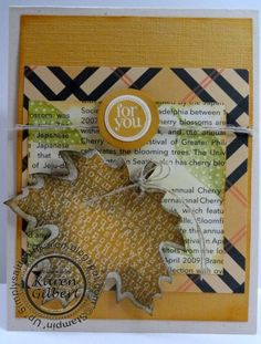 Wonderfall by kaygee47 - Cards and Paper Crafts at Splitcoaststampers