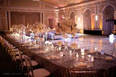 Brook and Sherwin | Married © @Kristen - Storefront Life - Storefront Life Weaver Florals & Decor by FH Weddings & Events