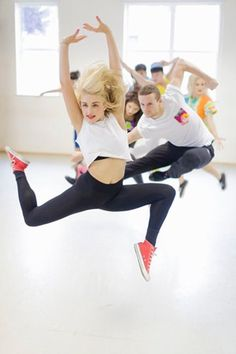 Learn to dance at Pineapple Join Zest for expert tuition at this iconic London studio