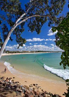 Noosa - Noosa Shores. One of the best destinations. Queensland, Australia