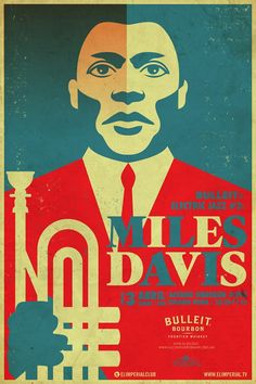 Miles Davis http://elimperial.tv/events/bulleit-electric-jazz-2-homenaje-a-miles-davis/