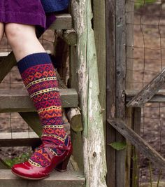 Oh, love. Now I'm pinning sock patterns too? This is getting silly. Kirkwall by @Mary Jane Mucklestone