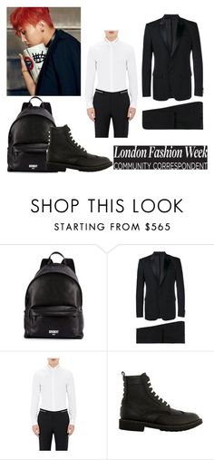 """London Fashion Week & G-Dragon"" by nkaultz ❤ liked on Polyvore featuring Givenchy, mens, men, men's wear, mens wear, male, mens clothing, mens fashion, fashionista and fashionWeek"
