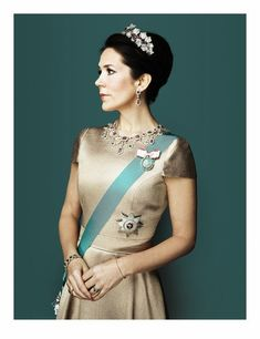 Princess Mary opened exhibition of photographer Marco Grop