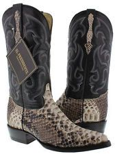 Snakeskin Cowboy Boots... Aaannnd another potential riding boot
