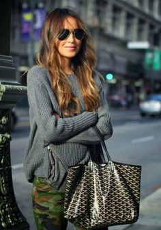 ♕ #Ladies at the City ♕ Grey stylish sweater
