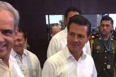 Breve encuentro de Jonathan Peled con el Presidente Enrique Peña Nieto - http://diariojudio.com/comunidad-judia-mexico/breve-encuentro-de-jonathan-peled-con-el-presidente-enrique-pena-nieto/223768/