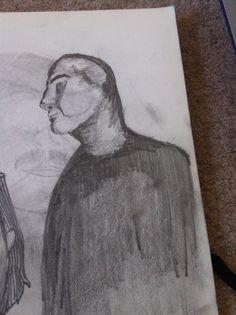 A sketch of no idea,