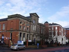 Birmingham Accident Hospital (now closed) - THE best hospital ever, the best job I ever had.