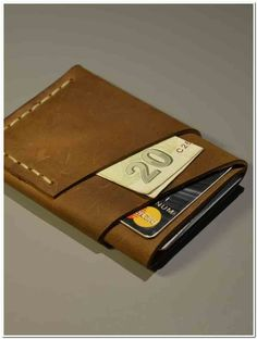 Some of you may not know that I got my start in business by sewing bags and wallets. Diy Wallet, 4 Years, Wallets For Women, Be Still, Sewing, Business, Leather, Bags, Handbags