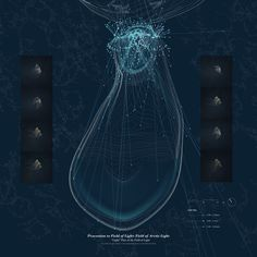 AA School of Architecture Projects Review 2011 - Diploma 5 - Sayaka Namba. Mapping of Icelandic light
