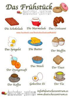 Learn German with us! Study German, Learn German, Learn French, German Grammar, German Words, Learning Italian, Learning Spanish, German Language Learning, English Language
