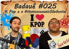 Badauê da semana! O twitter foi tomado pela #HomossexuaisSãoGente. Você sabe porque? Você conhece o KPop? Curte? Nunca ouviu falar? Então você tem que ver esse vídeo! =)  Confere o resultado do Sorteio lá!