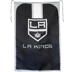 Los Angeles Kings NHL Team Fan Flag