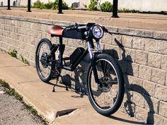 Electric Bicycles Sure Look Dopey. But Not This Beauty       Credit:Tempus Electric Bikes   From WIRED.com