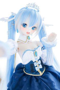 Manga Anime Girl, Demi Human, Kawaii Doll, Dream Doll, Smart Doll, Anime Dolls, New Dolls, Anime Fantasy, Anime Figures