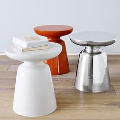 Martini Side Table - contemporary - side tables and accent tables - West Elm