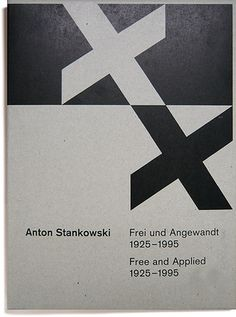 Anton Stankowski: Free and Applied  by Counter-Print, via Flickr