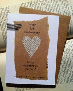 15 Paper Wedding Anniversary Gift Ideas