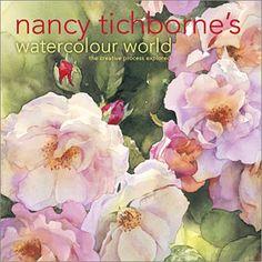 Watercolours: Nancy Tichborne's Watercolour World