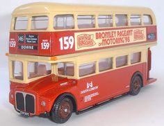 EFE Zone - Model 15620AA - South London AEC Routemaster (RM) Double Deck Bus