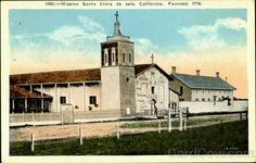 La misión de Santa Clara de Asís es una misión española fundada por los franciscanos en la actual ciudad de Santa Clara , California . La misión, la octava misión española construida en California, fue fundada el 12 de enero de 1777 y el nombre de Santa Clara de Asís , la fundadora de la orden de las Clarisas, es el mismo nombre de la ciudad y del condado de Santa Clara, así como la Universidad de Santa Clara , que fue construida alrededor de la misión. Esta es la primera misión de…